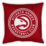 Atlanta Hawks  Sidelines Toss Pillow