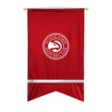 Atlanta Hawks  Sidelines Wall Flag
