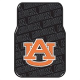 Auburn Tigers Car Floor Mat Set