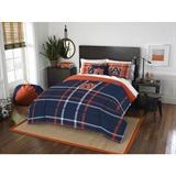 Auburn Tigers Full Comforter and Sham Set