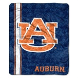 "Auburn Tigers ""Jersey"" Sherpa Throw"
