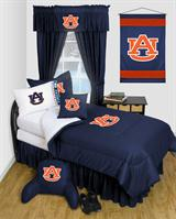 Auburn Tigers Locker Room Bed In A Bag