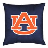Auburn Tigers Locker Room Decorative Pillow
