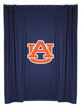 Auburn Tigers Sidelines Shower Curtain