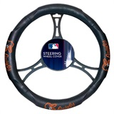 Baltimore Orioles MLB Car Steering Wheel Cover