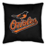 Baltimore Orioles Sidelines Toss Pillow