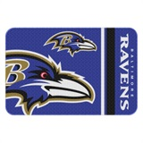 Baltimore Ravens NFL Bath Rug