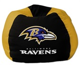 Baltimore Ravens NFL Bean Bag Chair