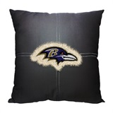 Baltimore Ravens NFL Letterman Pillow