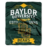 "Baylor Bears ""Label"" Raschel Throw"