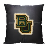 Baylor Bears Letterman Pillow