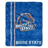 "Boise State Broncos ""Jersey"" Sherpa Throw"