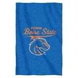 Boise State Broncos Sweatshirt Throw