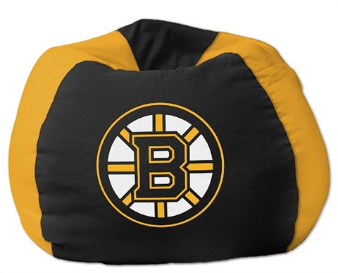 ItemId 1NHL158000001 Item Name Boston Bruins NHL Bean Bag Chair SKU 982246UPC 087918982246Availability Ships In 5 7 Business Days Price 6995