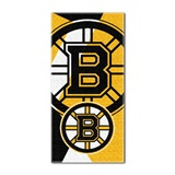 "Boston Bruins NHL ""Puzzle"" Beach Towel"