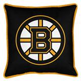 Boston Bruins Sidelines Decorative Pillow