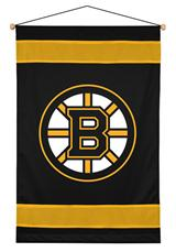 Boston Bruins Sidelines Wallhanging