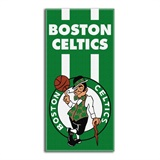 "Boston Celtics NBA ""Zone Read""  Beach Towel"