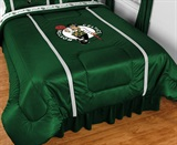 Boston Celtics Sidelines Comforter Queen