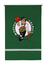 Boston Celtics Sidelines Wall Hanging