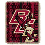 "Boston College ""Double Play"" Woven Jacquard Throw"