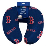 Boston Red Sox MLB Beaded Neck Pillow