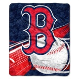 "Boston Red Sox  MLB ""Big Stick"" Sherpa Throw"