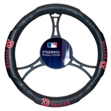 Boston Red Sox MLB Car Steering Wheel Cover