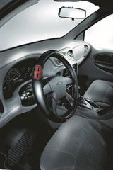 Boston Red Sox MLB Steering Wheel Cover