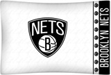 Brooklyn Nets Micro Fiber Pillow Case Logo
