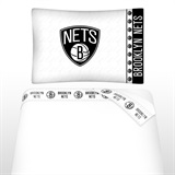 Brooklyn Nets Micro Fiber Sheet Set Twin