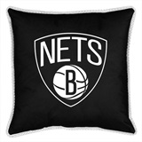 Brooklyn Nets Sidelines Toss Pillow