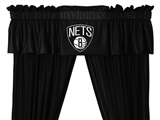 Brooklyn Nets Valance