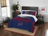 "Buffalo Bills NFL ""Draft"" Full/Queen Comforter Set"