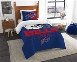 "Buffalo Bills NFL ""Draft"" Twin Comforter Set"