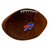 Buffalo Bills NFL  Football Shaped 3D Plush Pillow