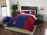 Buffalo Bills NFL Full Applique Comforter Set