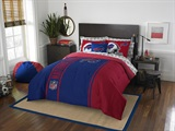 "Buffalo Bills NFL ""Soft & Cozy"" Full Comforter Set"