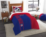 Buffalo Bills NFL Twin Applique Comforter Set