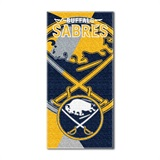 "Buffalo Sabres NHL ""Puzzle"" Beach Towel"