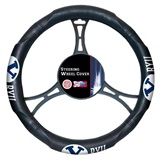 BYU Steering Wheel Cover