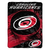 "Carolina Hurricanes NHL ""Ice Dash"" Micro Throw"