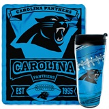 Carolina Panthers Mug N' Snug Gift Set