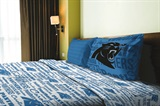 "Carolina Panthers NFL ""Anthem"" Twin Sheet Set"