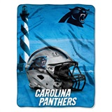 "Carolina Panthers NFL ""Heritage"" Silk Touch Throw"