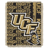 "Central Florida ""Double Play"" Woven Jacquard Throw"