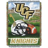 "Central Florida Knights NCAA ""Home Field Advantage"" Woven Tapestry Thr"