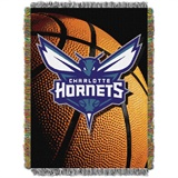 "Charlotte Hornets NBA ""Photo Real"" Woven Tapestry Throw"