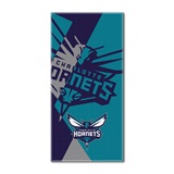 "Charlotte Hornets ""Puzzle"" Oversized Beach Towel"
