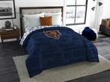 Chicago Bears NFL Anthem Full Comforter
